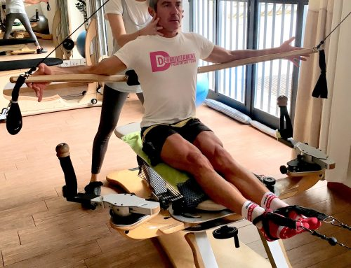 Gyrotonic e Ironman