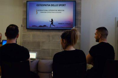 Osteopatia dello sport: grazie - Vincenzo Toscano